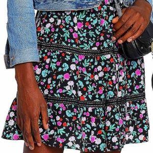 🔥hp/just in/💵firm🔥 Gorgeous 100% Silk KS Skirt